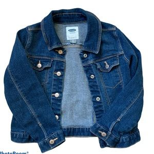 5T Jean jacket